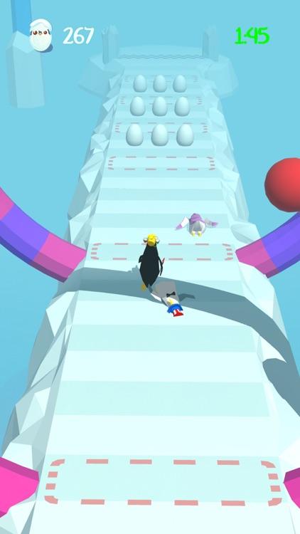Penguins Race - Battle Royale screenshot-7