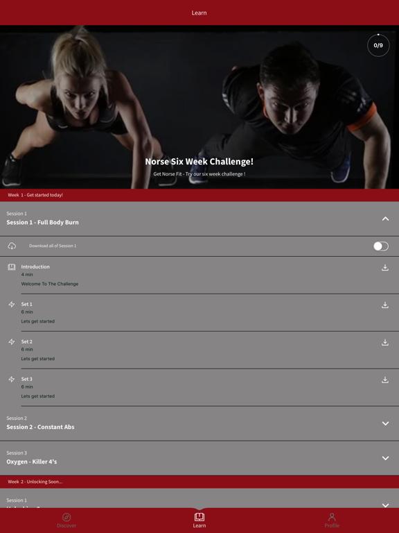 Norse Fitness & Rehab screenshot 4