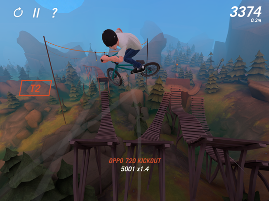 Trail Boss BMX screenshot 7