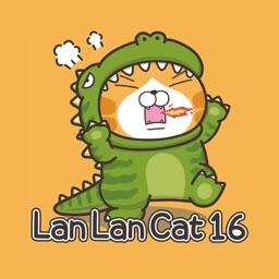 Lan Lan Cat 16 (EN)