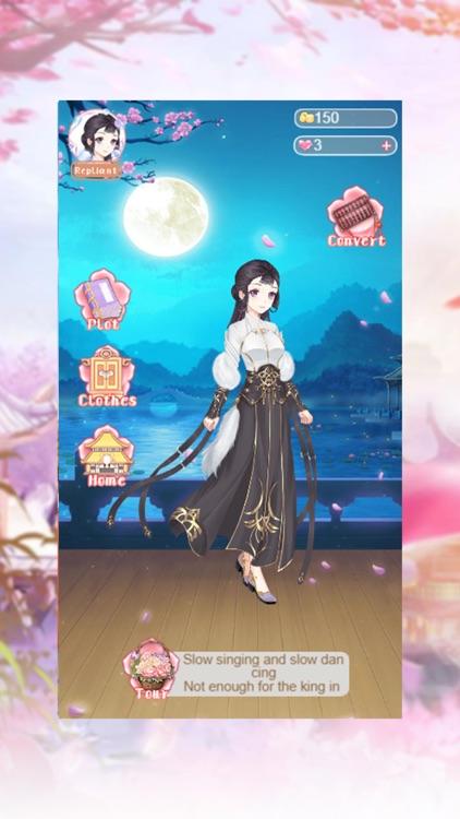 女凰宫廷传-换装养成剧情手游 screenshot-6