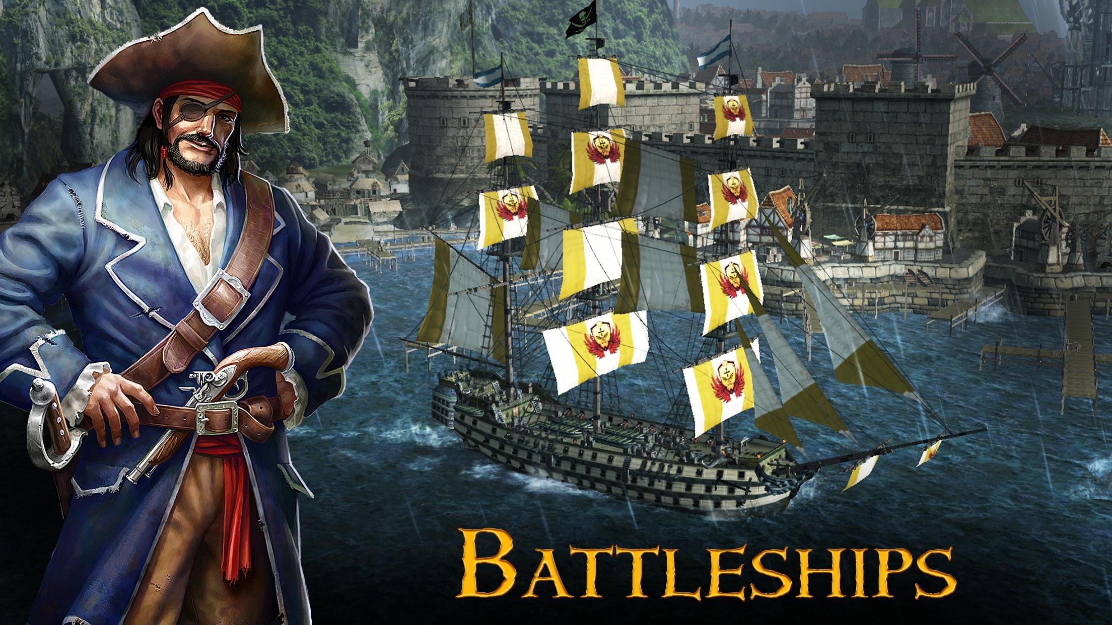 Tempest: Pirate Action RPG Screenshot