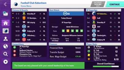 Football Manager 2020 Mobile screenshot #6