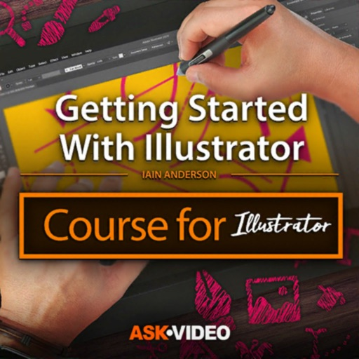 Start Course for Illustrator