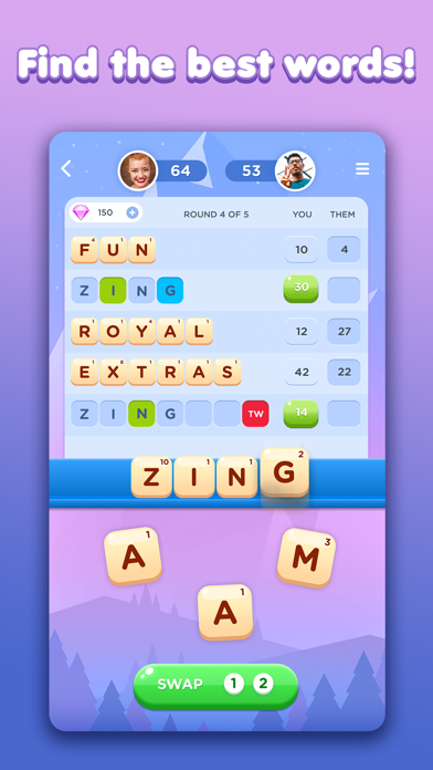 Wordzee! screenshot 6