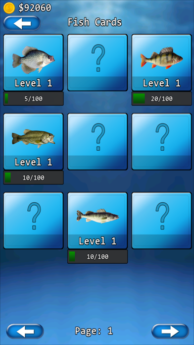 Screenshot for iFishing 5 in Azerbaijan App Store
