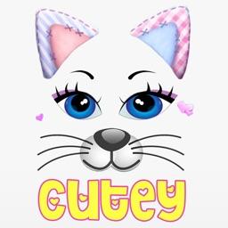 CUTEY: Face Filters Camera App