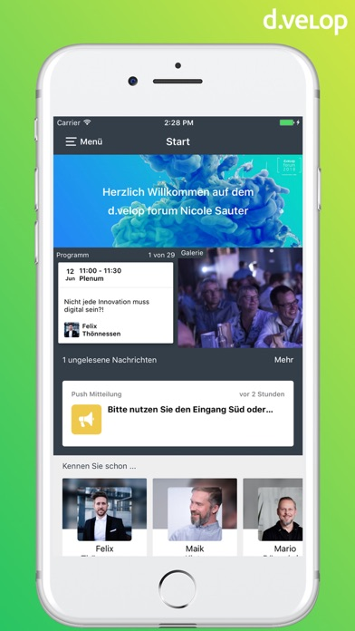 Download d.velop events for Android