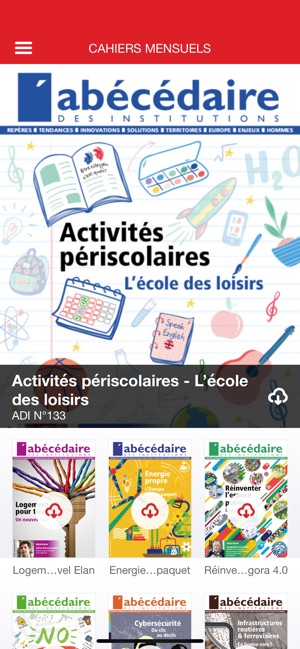 L Abecedaire Des Institutions On The App Store