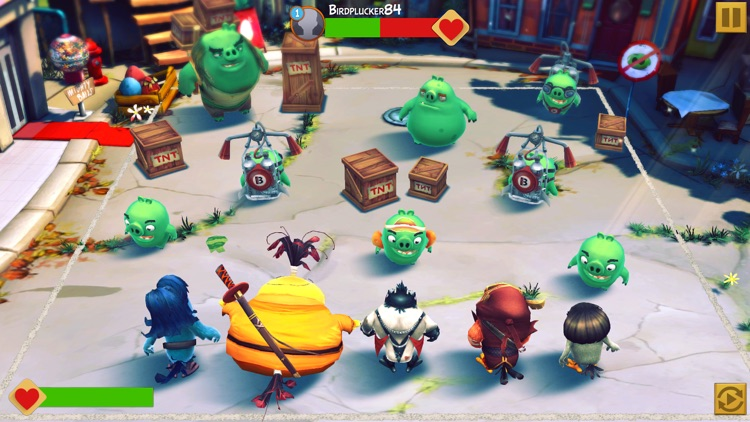 Angry Birds Evolution screenshot-4