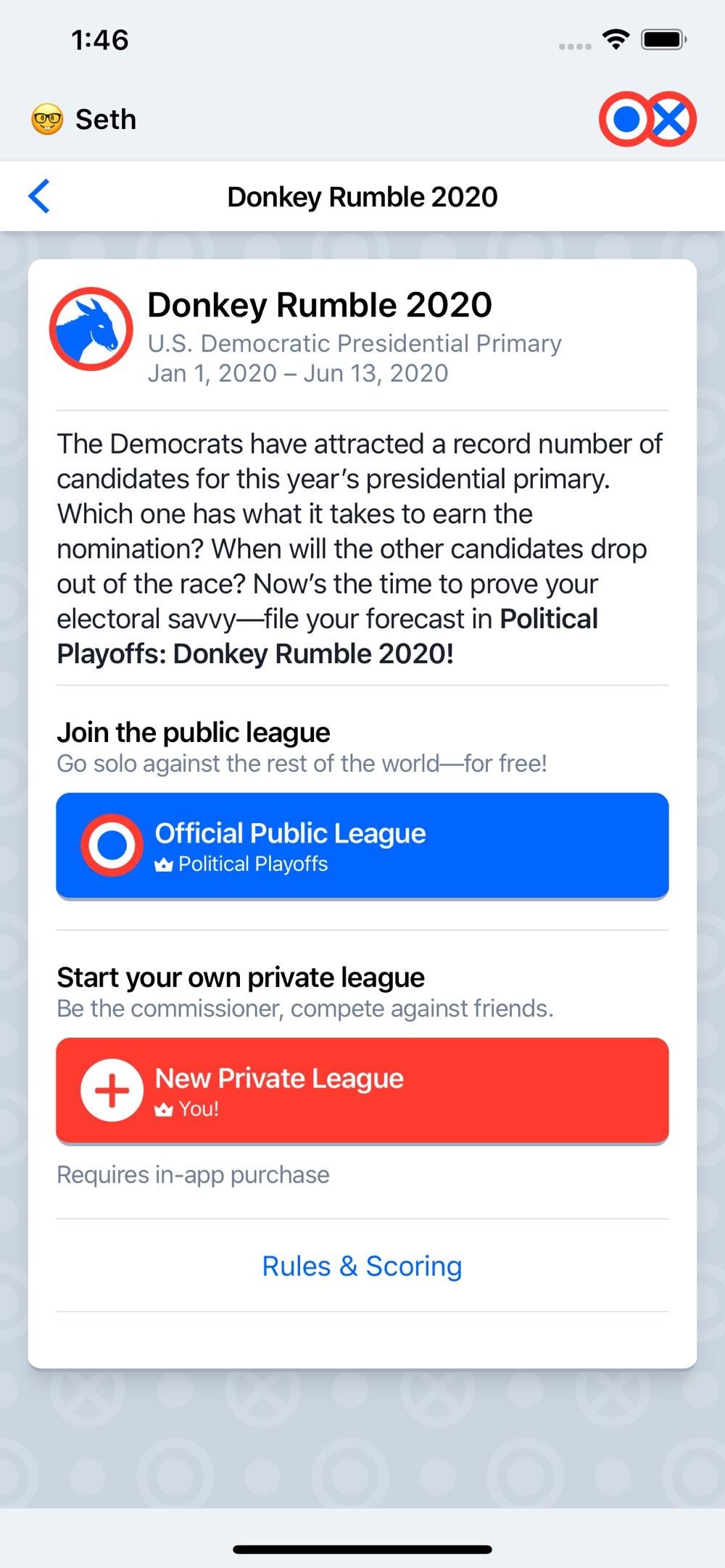 Political Playoffs hack tool