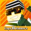 Cops N Robbers (FPS): 3D Pixel iphone and android app
