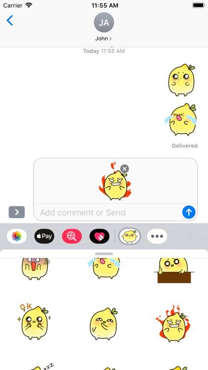 Lemon JoJo screenshot-3