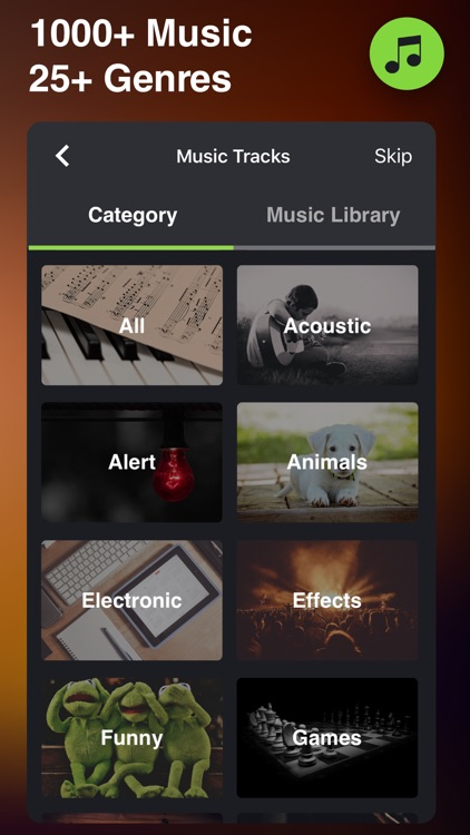 Video Editor: Add Music Video screenshot-4