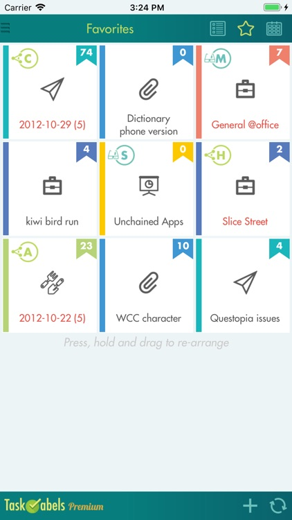 Task Labels - To Do Lists screenshot-3