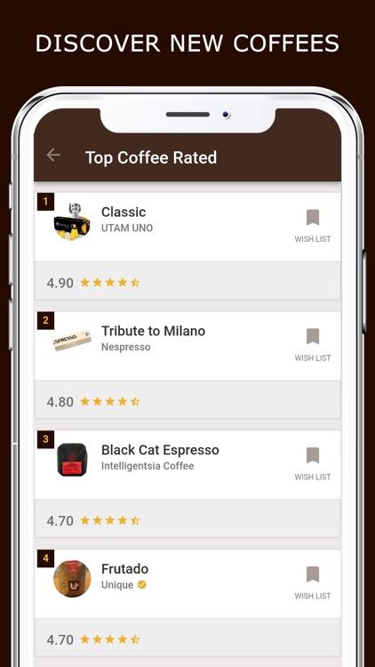 Coffeely - Your Coffee App screenshot-3