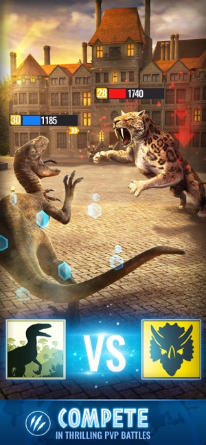 How to hack Jurassic World Alive for ios free