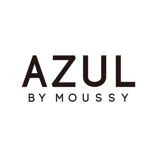 AZUL BY MOUSSY公式アプリ