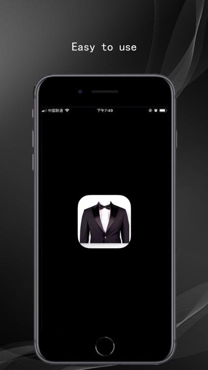 Men Fashion - Suit screenshot-4