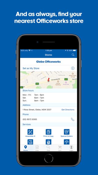 Officeworks App for Windows