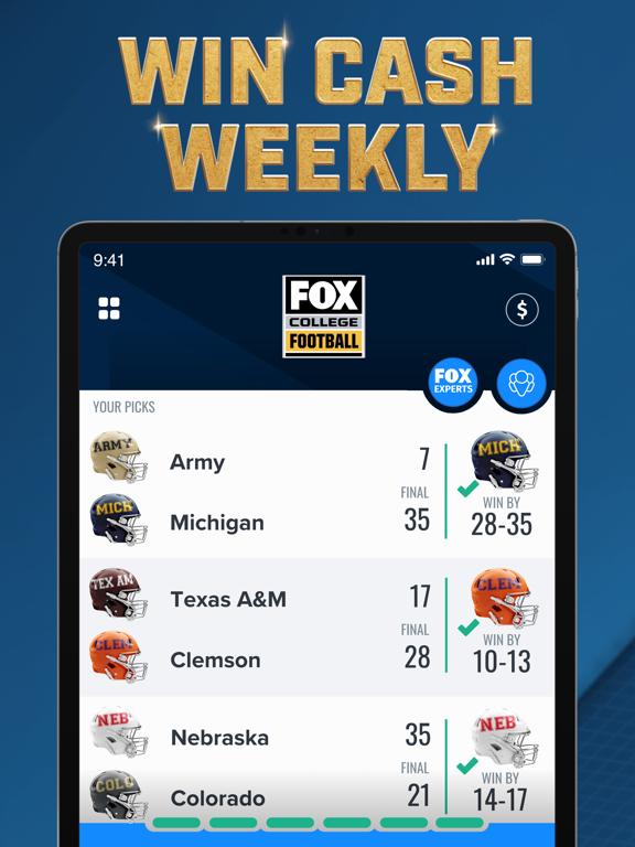 FOX Sports Super 6 screenshot 9