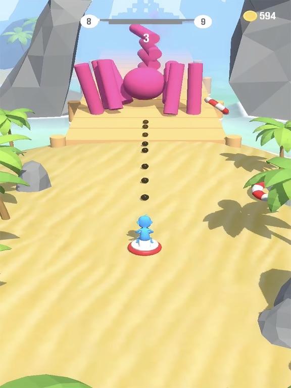 Smash Up Beach screenshot 6