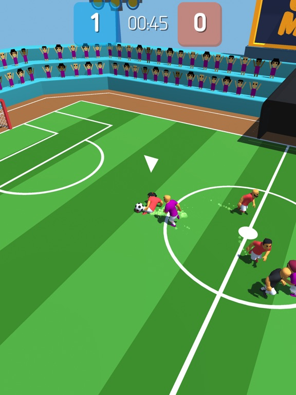 Goal Master 3D screenshot 8