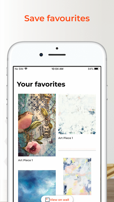 iArtView: Art to Scale Gallery Screenshot