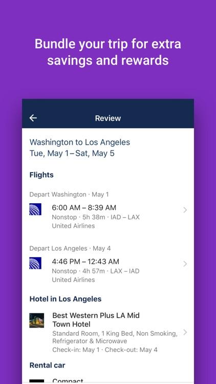Upside Business Travel screenshot-4