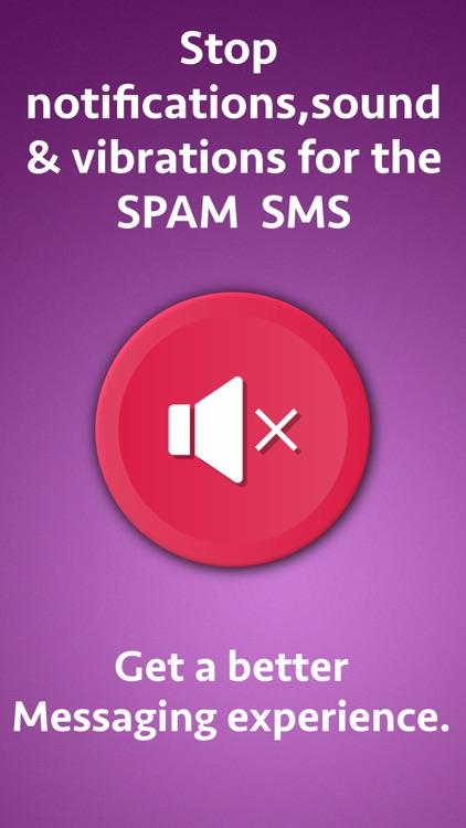 SMS Spam Stopper screenshot-7