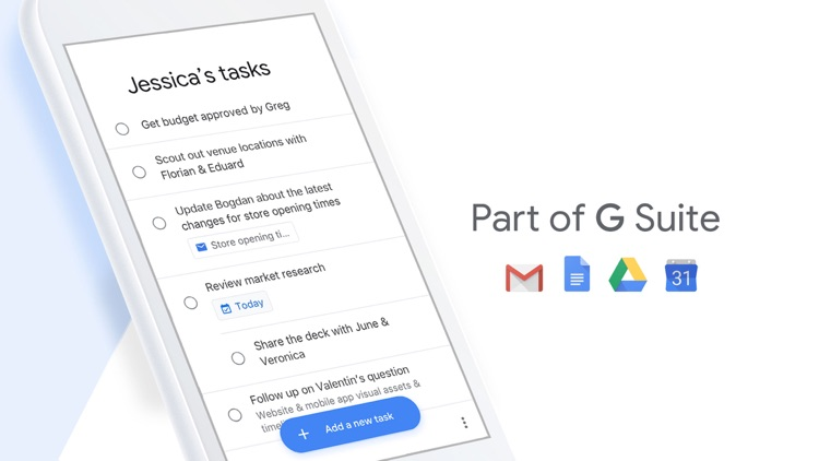 Google Tasks: Get Things Done screenshot-4