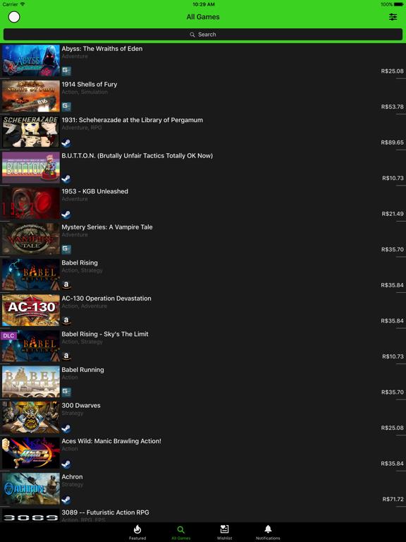 Razer Game Dealsのおすすめ画像3
