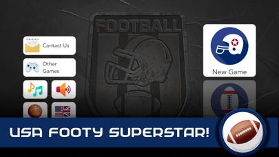 Football Superstar: US Edition screenshot 1