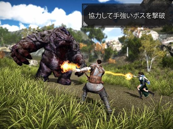Evil Lands: MMO RPGのおすすめ画像7