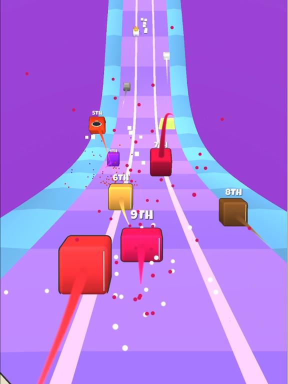 Cube Race 3D screenshot 9