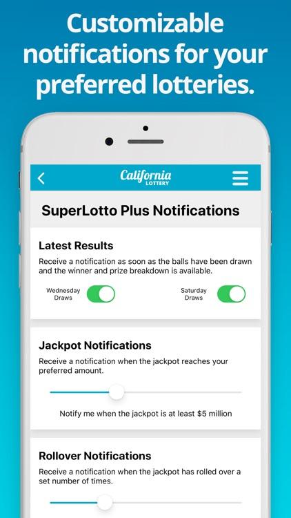 California Lottery screenshot-4