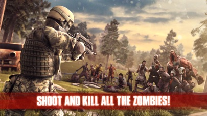 Screenshot for Zombie Frontier 3: Sniper FPS in Azerbaijan App Store
