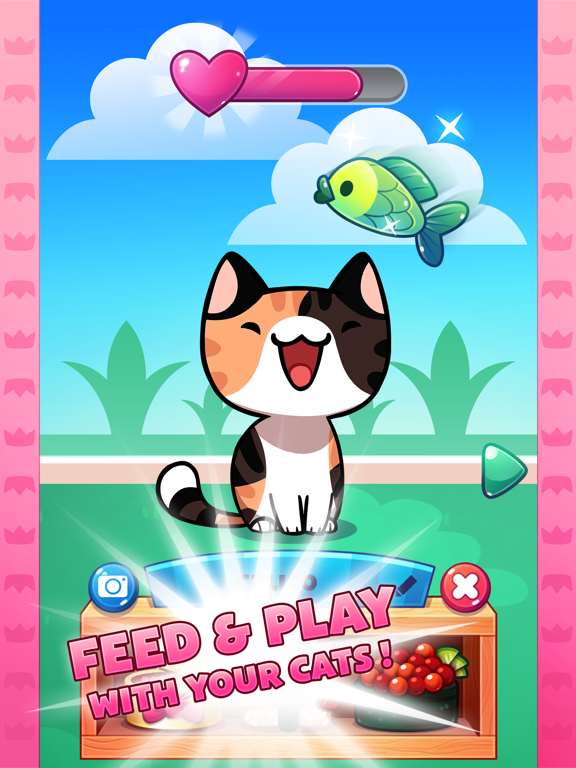 Cat Game - The Cats Collector! для iPad