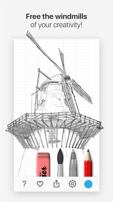 Tayasui Doodle Bookのおすすめ画像4