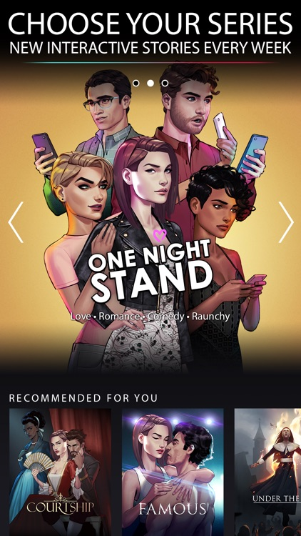 Originals: Interactive Series