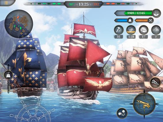 King of Sails: Ship Battle screenshot 14
