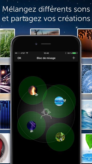 Screenshot for White Noise in France App Store