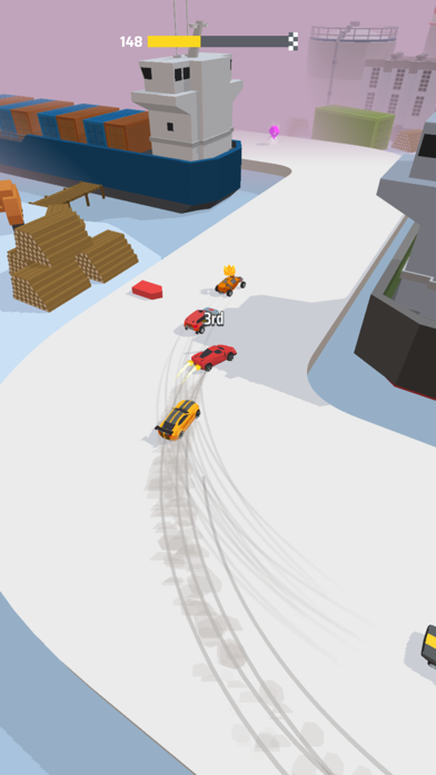 Drifty Race! screenshot 6