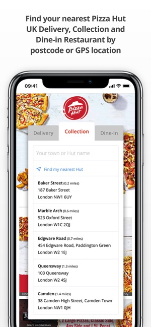 pizza hut w2 delivery