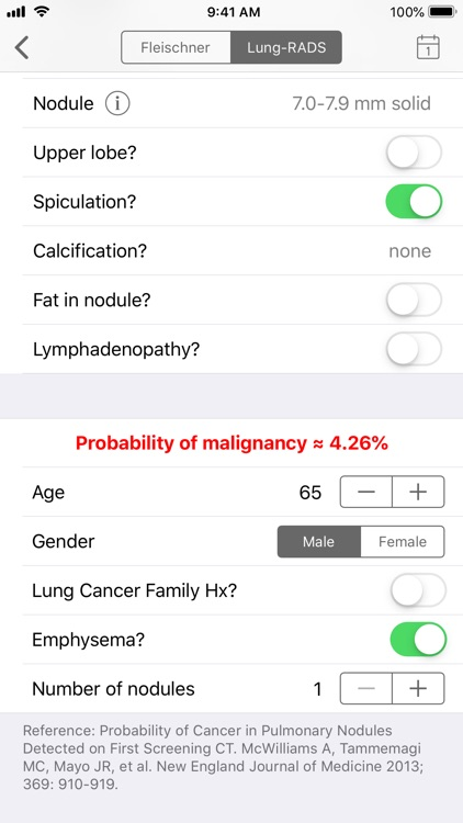 Lung Nodule Followup Manager screenshot-4