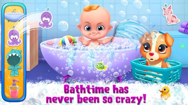OMG! Messy Baby screenshot-3