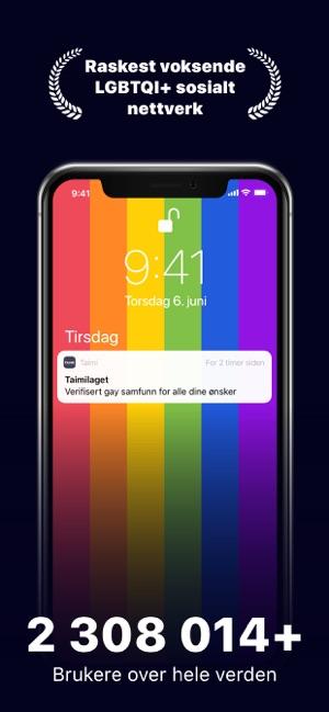 sosiale nettverk dating apps for iPhone