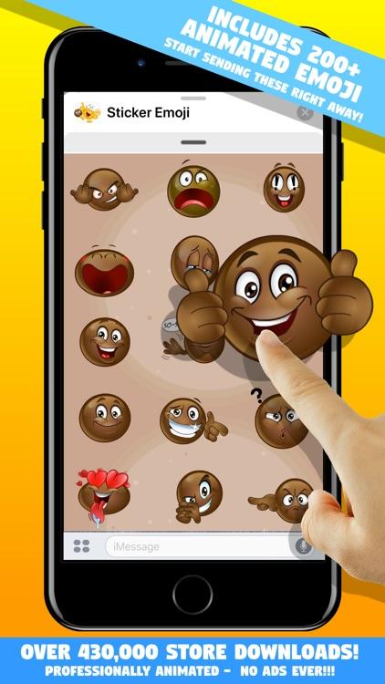 Sticker Emoji screenshot-3