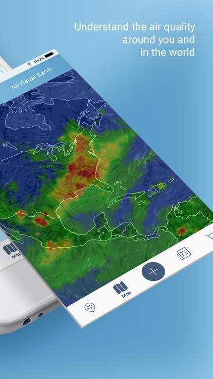 AirVisual Air Quality Forecast