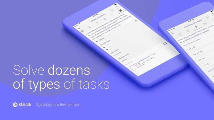 Stepik: best online courses screenshot-3
